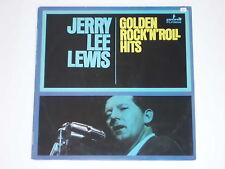 JERRY LEE LEWIS -Golden Rock 'N' Roll Hits- LP