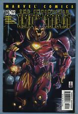 Iron Man #52 2002 Marvel Comics Mike Grell