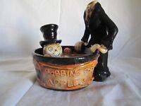 2011 Yankee Candle Boney Bunch Bobbing for Apples Tea Light Holder NEW