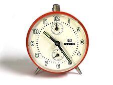 Reloj despertador LORBEX  original Vintage funciona, mecanico cuerda
