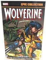 Wolverine Epic Collection Volume 6 Inner Fury Marvel Comics New TPB Paperback