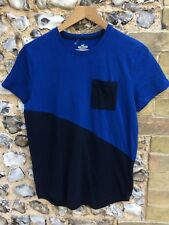 MENS HOLLISTER T SHIRT SIZE SMALL TOP TEE CASUAL BLUE