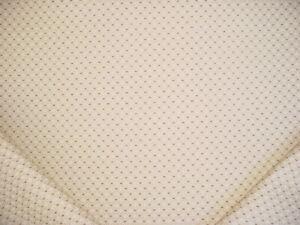 9-7/8Y DURALEE 36251-247 STRAW DIAMOND FLEUR DRAPERY UPHOLSTERY FABRIC