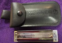 Harmonica Hohner Crossover & pouch, key of C (refurbished)
