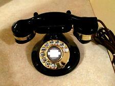 New ListingTelephone Automatic Elec Monophone Desk working phone 1930's Restored excellent