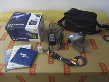 Sony DCR-DVD105 NTSC DVD Handycam Camcorder with 20x Optical Zoom