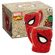 Marvel Spider-man Molded Shape Mug