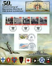 D-Day Landings Anniversary card, Bayeux pk