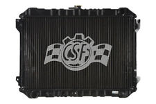 Radiator-2 Row All Metal CSF 865 fits 87-93 Mazda B2200