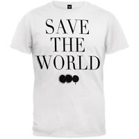 Swedish House Mafia - Save The World Soft Adult Mens T-Shirt