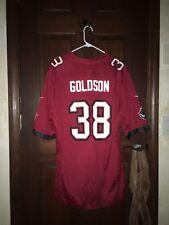 Mens Nike Size XL DASHON GOLDSON Tamp Bay Buccaneers NFL Football Jersey