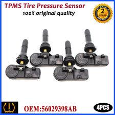 Genuine Oem Tpms Tire Pressure Sensor 56029398ab 433mhz For Chrysler Jeep Dodge Fits Dodge Ram 1500