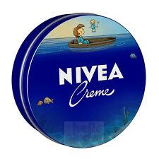 [NIVEA] TALES Creme Blue Tin Lotion 60ml GERMANY (LIMITED Mia Fairy Beach)