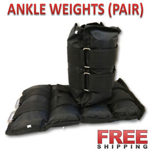 Wrist & Ankle Weights 1 lb, 2 lb, 5 lb, 10 lb, 12 lb, 14 lb, 16 lb, 20 lb New
