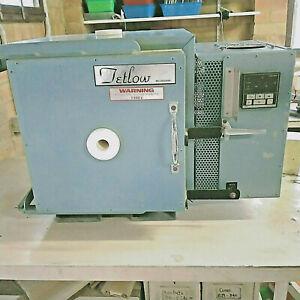 Pottery or Glassblowing annealing furnace 1300 c 240 V Tetlow Australia