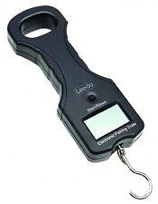 Leeda Push Button Easy Grip Digital Fishing Scales 25kg / 55lb Max Weight