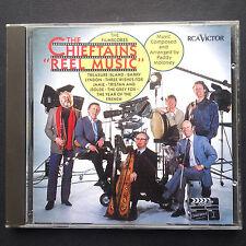 REEL MUSIC Filmscores CD [Chieftains] Paddy Moloney Barry Lyndon Treasure Island