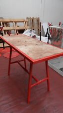 VARIOUS FOLDING TABLES WORKBENCHES RIDGID AND GF   £150 + VAT EACH
