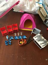 PLAYMOBIL #7260 TENT AND CAMPING EQUIPMENT ADD ON SET
