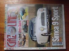 $$µ Revue Gazoline N°77 Simca 9 Sport  Talbot Solara  Mathis Emy-4  Triumph Spit