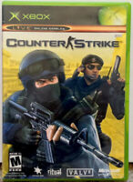 """""""Counter-Strike"""" 2003 Original Xbox Game Great Working Condition"""