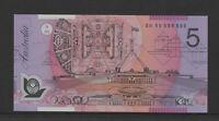 Fraser / Evans -1996 :General prefix BH96 $5 Australian Polymer Banknote, 599999