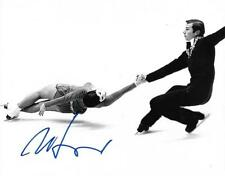 Irina Rodnina Multy Olympic Champion USSR Figure Skating Signed 8x10 Photo 2 COA