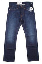 Edwin ED47 Regular Straight Fit Indigo Denim 11,5OZ mens jeans Coal wash W30