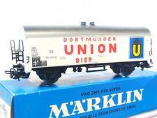 Märklin 4634 Spur H0 OVP Kühlwagen FH Bierwagen DORTMUNDER UNION