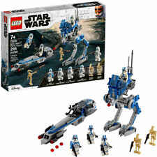 LEGO 75280 Star Wars 501st Legion Clone Troopers Age 7+ 285pcs