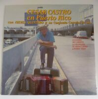 Cesar Castro En Puerto Rico Con Nieves Quintero CAMPO LPS-1022 SEALED LP #3281
