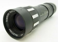VINTAGE TAMRON 95-205mm F6.3 ZOOM LENS M42 MOUNT