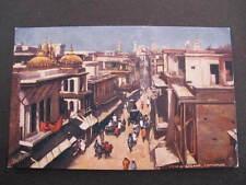 View in Bazaar Cawnpore Tucks Postcard