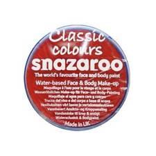 professionnel 18 ml Classique DIABLE ROUGE, clown snazaroo