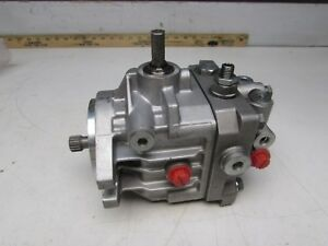 WHITE DRIVE PRODUCTS 112013RAA2AA04CAA VARIABLE HYD. PUMP XLNT USED TAKEOUT !!