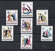 Mozambique Deportes Olimpiada de Los Angeles año 1984 (CP-418)