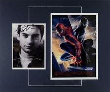 **TOBEY MAGUIRE SIGNED PHOTO AUTHENTIC AUTOGRAPH SPIDER-MAN 3 MARVEL SUPERHERO**