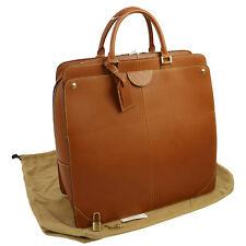 Auth LOUIS VUITTON Negev GM Hand Bag Nomade Caramel Brown EXCELLENT N20334