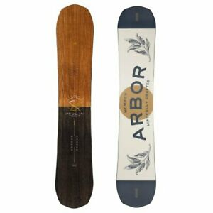 Brand New Mens 2022 Arbor Element Camber Snowboard