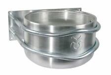 Kerbl Bol de Nourriture 18 L Aluminium Argent 32495