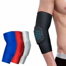 Elbow Support Sleeve Arm Compression Pad Basketball Protect Honeycomb K986