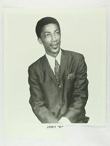 Jerry O - 8x10 Promo Glossy - Funk Soul