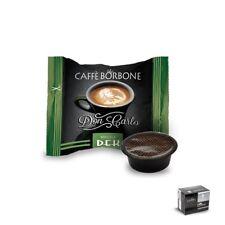 Don Carlo Miscela Dek 100 Pezzi - Compatibili Lavazza A Modo Mio - Caffè Borbone
