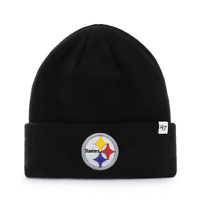 Pittsburgh Steelers Hat NFL Beanie Skull Authentic Football Winter Cuff Knit Cap