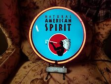 Man Cave Collectable Natural American Spirit Neon Sign
