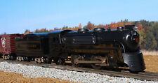 Modern Marx Trains 8-wheel O-gauge 5-piece PRR Freight Train Set (NR)