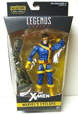 Marvel Legends CYCLOPS Jim Lee Warlock BAF Series X-Men Hasbro figure