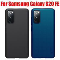For Samsung Galaxy S20 FE 5G Dual SIM Unlocked 2020 Mobile Phone PC Cover Case