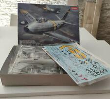 AVION MAQUETTE F 86 F SABRE MIGKILLER