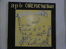 A P B CURE FOR THE BLUES - LINK RECORDS # 004  NEAR MINT VINYL 1986